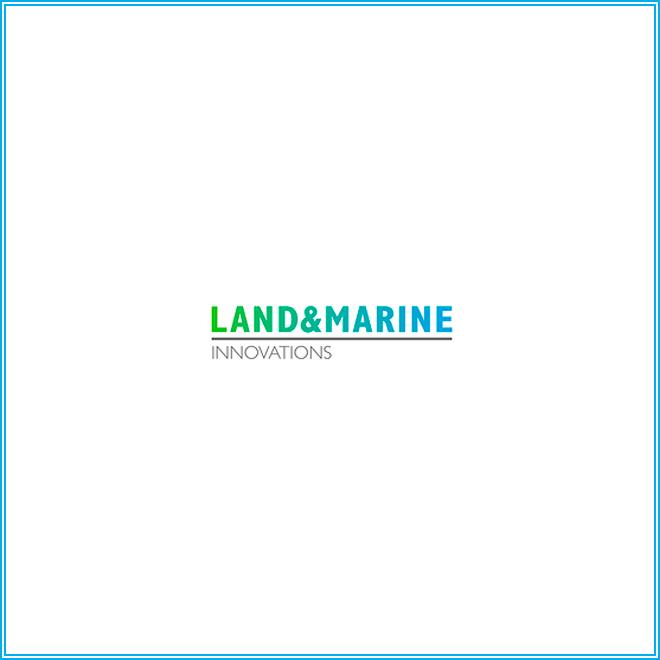 Logo Land & Marine