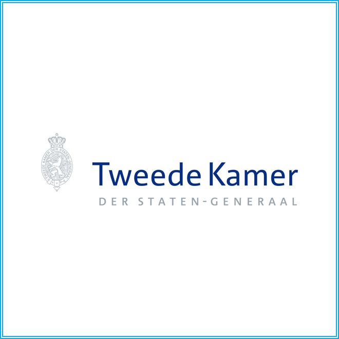 Logo De Tweede Kamer der Staten-Generaal